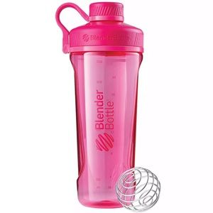 NWOT BlenderBottle Radian Glass Shaker With Loop